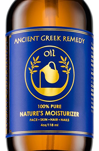 Organic Blend of Olive, Lavender, Almond and Grapeseed oils with Vitamin E....