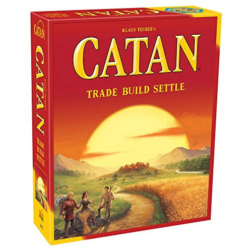 Catan Board Game (Base Game) | Family Board Game | Board Game for Adults...