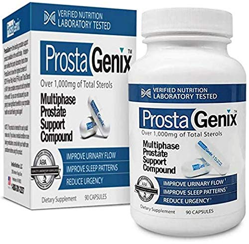 ProstaGenix Multiphase Prostate Supplement-Featured on Larry King...