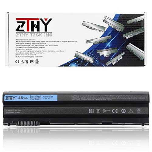 ZTHY 48Wh 8858X Laptop Battery Replacement for Dell Inspiron 14R 5420 15R...