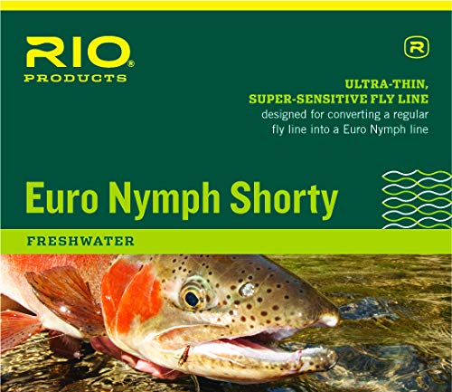 Euro Nymph Shorty W/Leader