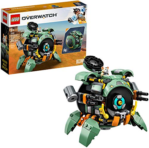 LEGO Overwatch Wrecking Ball 75976 Building Kit, Overwatch Toy for Girls...