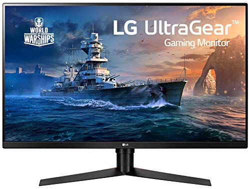 'LG 32GK650F-B 32' QHD Gaming Monitor with 144Hz Refresh Rate and Radeon...