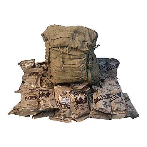 Ozark Outdoorz, LLC Genuine Previously Issued Military Ruck Sack - Military...