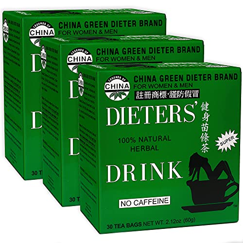 Uncle Lee's Dieters Detox Tea for Weight Loss and Belly Fat - Chinese...