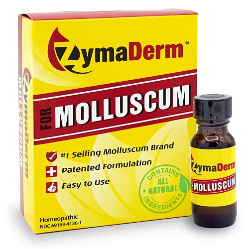 Zymaderm Molluscum Contagiosum Treatment - Fast Acting, Safe and Painless...