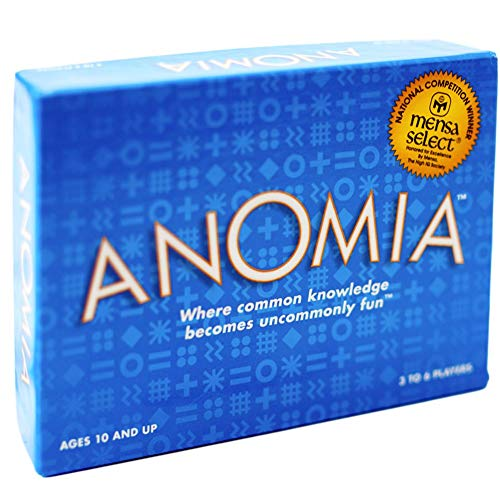 Anomia Card Game - Play for Adults, Kids, Couples, Teens, and Family Game...
