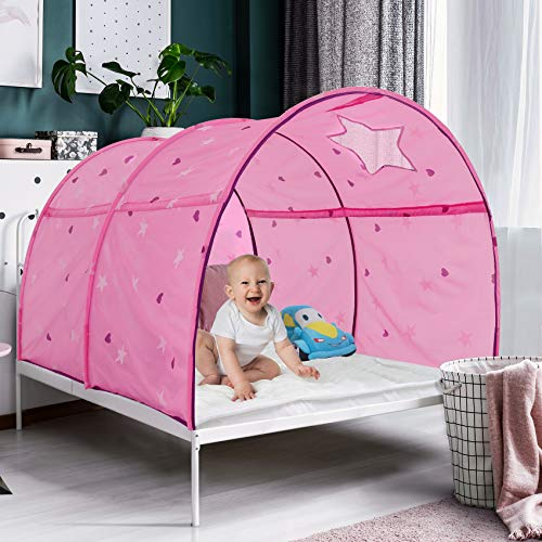 Alvantor 2014 Starlight Bed Canopy Dream Kids Play Tents Playhouse Privacy...