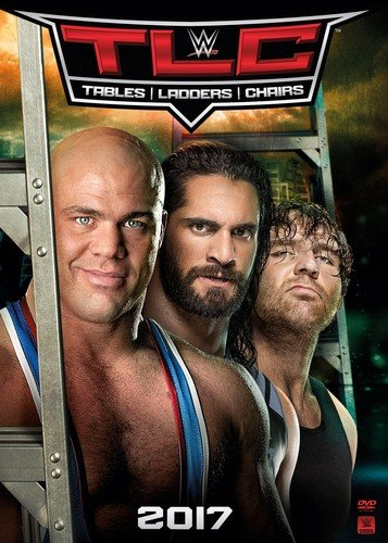 WWE: TLC: Tables, Ladders and Chairs 2017 (DVD)