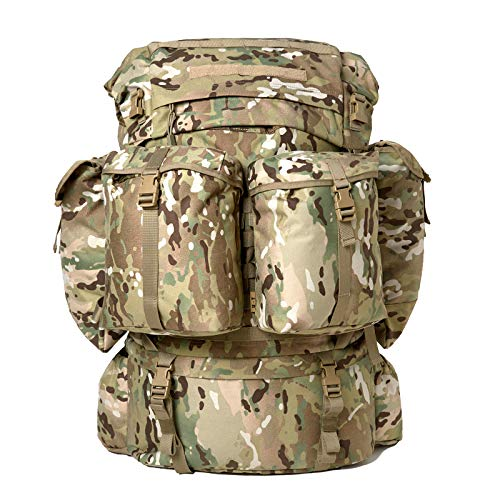 MT Military Surplus FILBE Rucksack Army Tactical Backpack Main Pack...