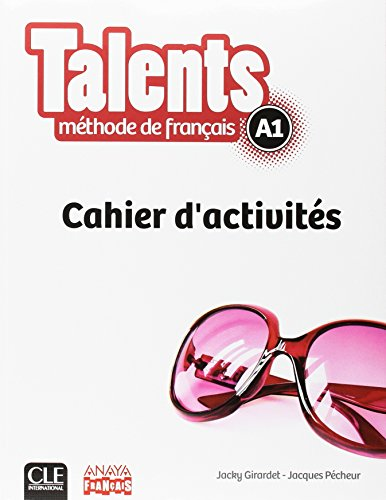 Tendances fle niveau A1 cahier d'exercices version Anaya (French Edition)