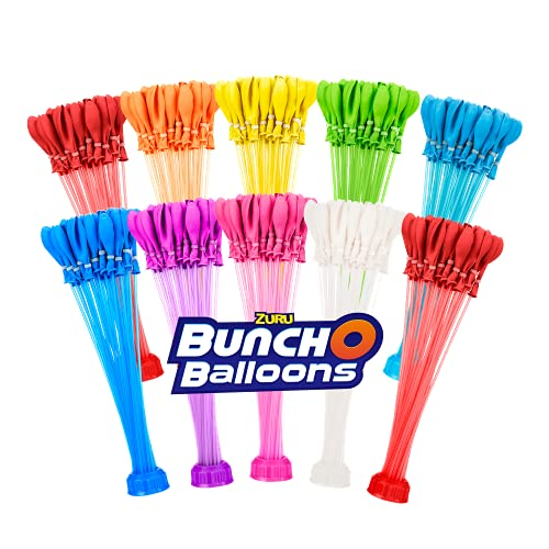 Bunch O Balloons - 350 Rapid-Fill Water Balloons (10 Pack) Amazon...