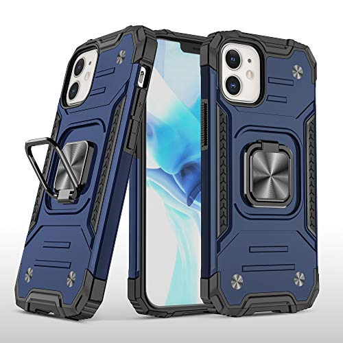 AB Business Group iPhone 12 Pro Military Style Armor Case with Rotating...