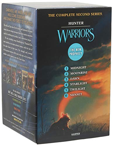 Warriors: The New Prophecy Box Set: Volumes 1 to 6: The Complete Second...