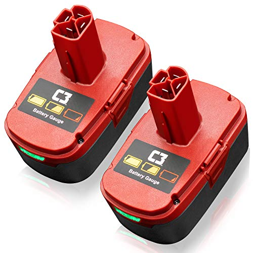 [Upgraded 6000mAh] 19.2 Volt Replacement Lithium Battery for Craftsman...