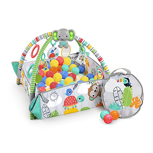 Bright Starts 5-In-1 Your Way Ball Play Activity Gym & Ball Pit, Totally...