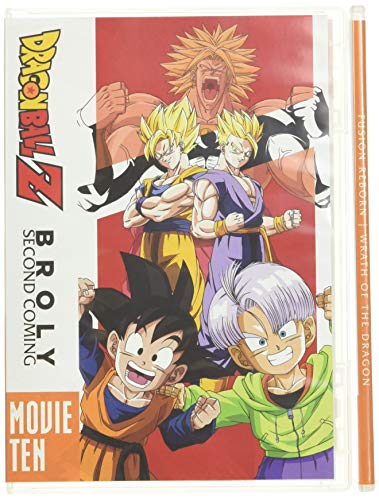 Dragon Ball Z - Movie Pack Collection Three (Movies 10-13)