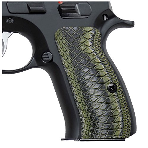 Cool Hand G10 Grips for CZ 75/85 Compact, CZ P-01, P100, C100, T100, PCR,...