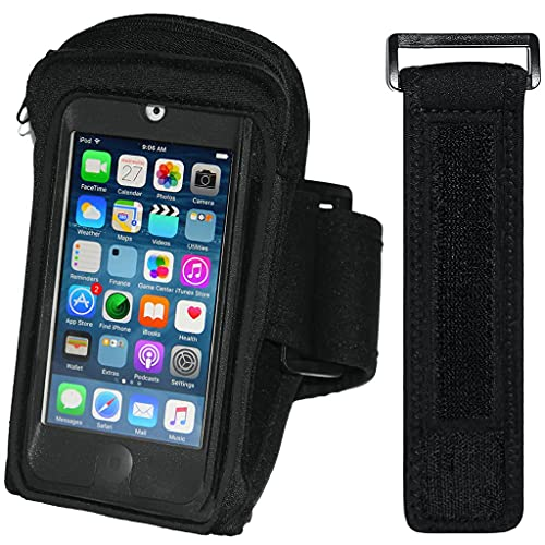 i2 Gear Armband Case Compatible with iPod Touch 7th, 6th & 5th Generation...
