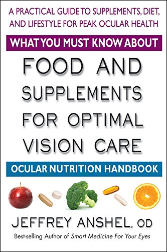 What You Must Know About Food and Supplements for Optimal Vision Care:...
