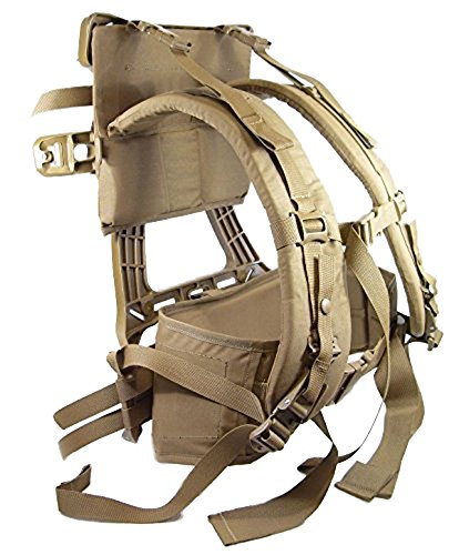 Eagle Industries US Army Military Marine USMC FILBE Gen II Coyote Complete...