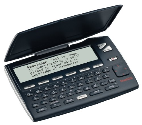 Franklin Electronics MWD-465 Merriam-Webster's Intermediate Dictionary...