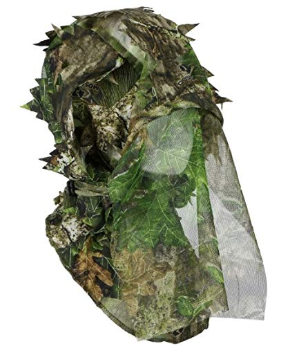 3D Leafy Face Mask, Mossy Oak Obsession - NWTF