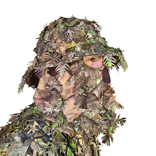 QuikCamo Small Mossy Oak Obsession (NWTF) Camo Bucket Hat with Built-in 3D...