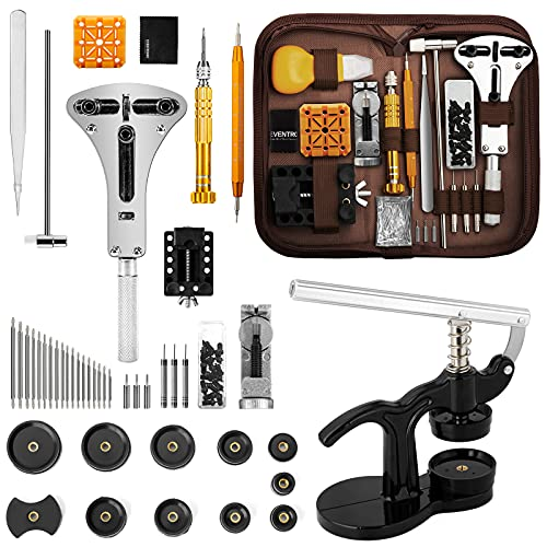 Eventronic Watch Repair Kit, Professional Spring Bar Tool Set Watch Band...