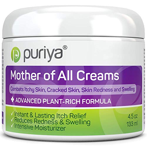 Plant Based Ultra Gentle Cream for Dry, Itchy and Sensitive Skin, Doctor...