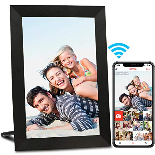 AEEZO WiFi Digital Picture Frame, IPS Touch Screen Smart Cloud Photo Frame...