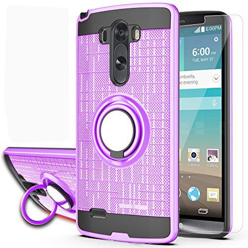 YmhxcY Compatible for LG G3 Stylus Case,LG D690 Cases (Not LG G3) with HD...