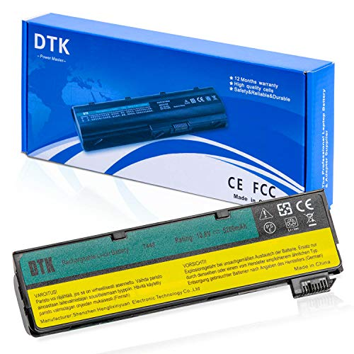 DTK 0C52862 0C52861 68+ Laptop Battery Replacement for Lenovo IBM Thinkpad...