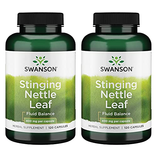 Swanson Stinging Nettle Leaf Herb Urinary Tract Health Respiratory Health...