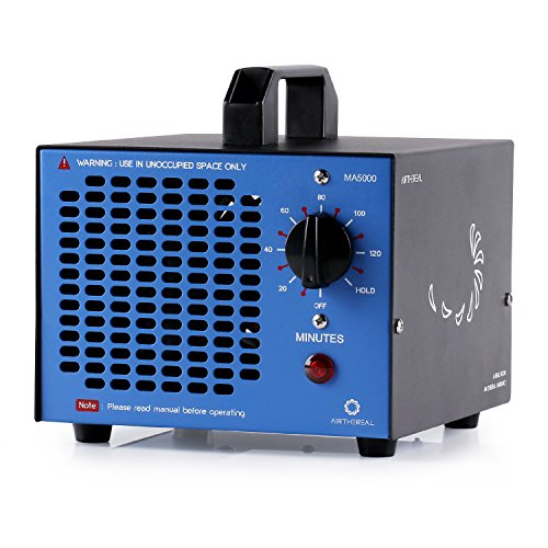 Airthereal MA5000 Commercial Ozone Generator, 5000mg/h O3 Machine Home Air...