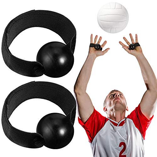 Skylety 4 Pieces Volleyball Training Technique Setting Aid Volleyball...