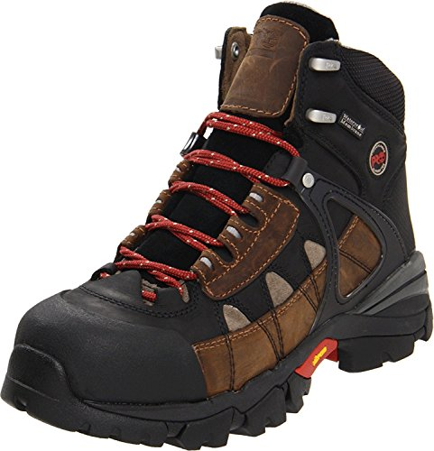 Timberland PRO Men's Hyperion 6 inch XL Alloy Safety Toe Waterproof...