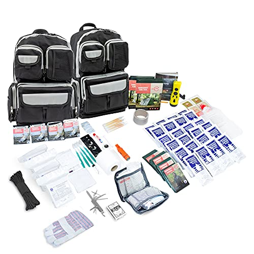 Emergency Zone 4 Person Urban Survival 72-Hour Bug Out/Go Bag   Perfect Way...