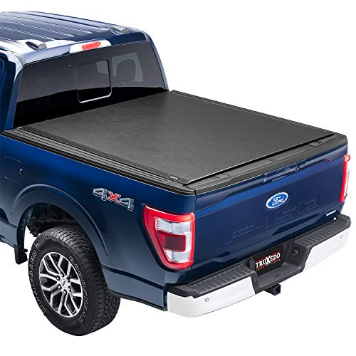 TruXedo Lo Pro Soft Roll Up Truck Bed Tonneau Cover | 590601 | Fits 2001 -...
