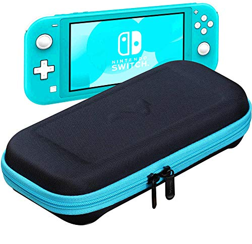 ButterFox Slim Carrying Case for Nintendo Switch Lite with 19 Game and 2...