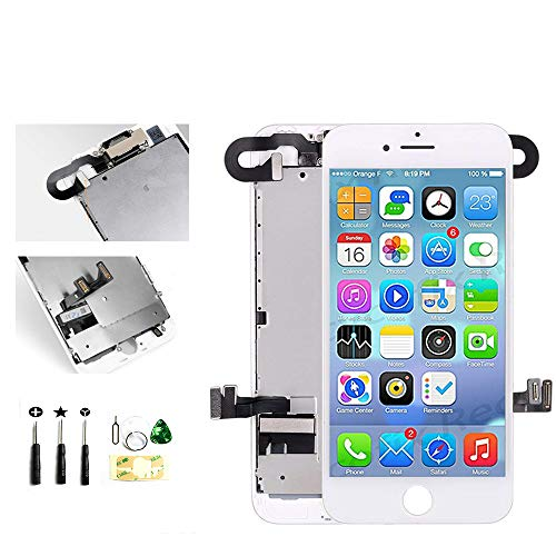 with Front Camera Facing Proximity Sensor Earpiece Speaker Full Assembly...
