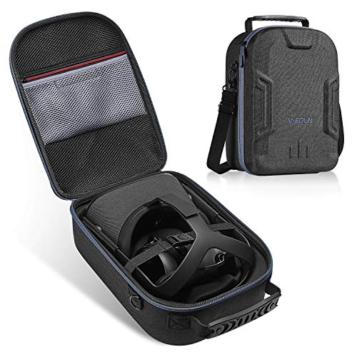 Vanerdun Oculus Quest Travel Case All-in-one VR Gaming Headset - Case for...