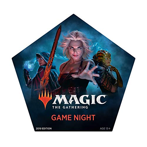 Magic: The Gathering Magic Game Night 2019 | Card Game for 2–5 Players |...