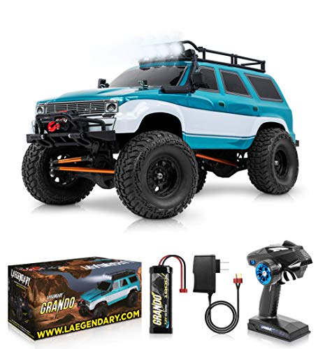 1:10 Scale Large Rock RC Crawler - 4WD Off Road RC Cars - Remote Control...