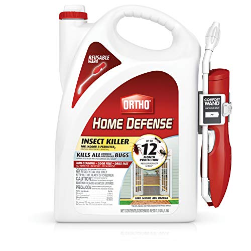 Ortho Home Defense Insect Killer for Indoor & Perimeter2: With Comfort...