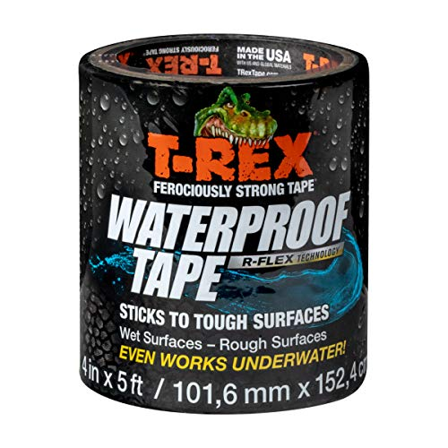 T-REX Waterproof Tape for Wet or Rough / Dirty Surfaces Including...