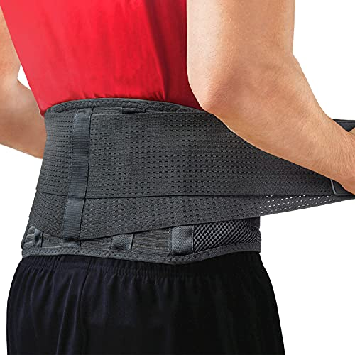 Back Support Belt by Sparthos - Relief for Back Pain, Herniated Disc,...