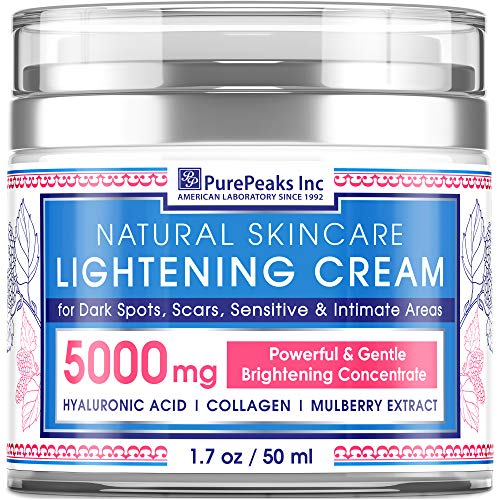 Cream for Face, Sensitive and Intimate Areas - Natural Skincare Made in USA...