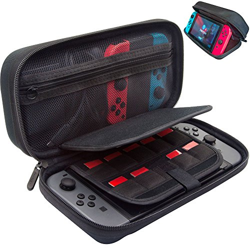 [Large Model] ButterFox Hard Case Stand for Nintendo Switch,Fits Wall...