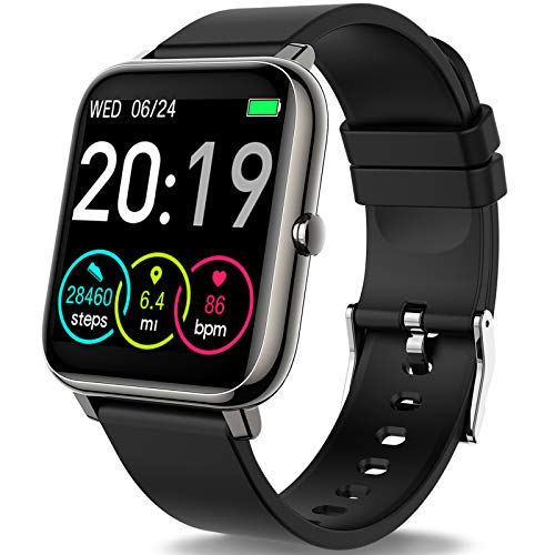 Smart Watch, Fitness Tracker with 1.4inch Full Touch Screen, Smartwatch for...